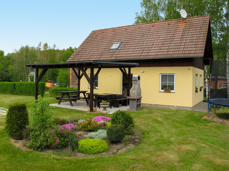 Fojtka, holiday rental in Mnisek
