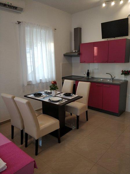 Apartmani DALI 3 A2+2, casa vacanza a Novaglia