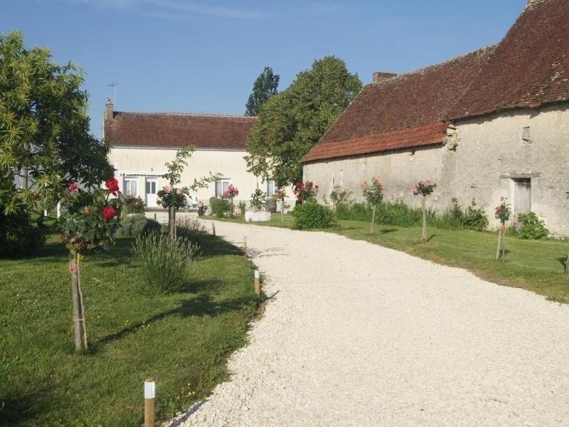 Gîte Orfeuil, location de vacances à Chedigny