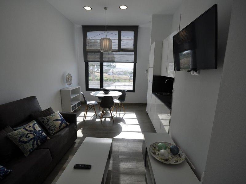 Bright modern studio Conil with Views III, holiday rental in El Palmar de Vejer