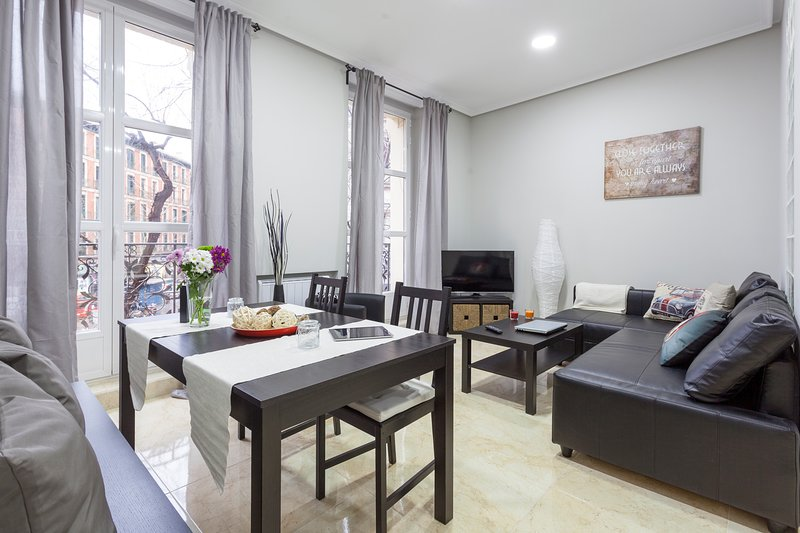 Beautiful Apt. Historic District - Sol, holiday rental in Madrid