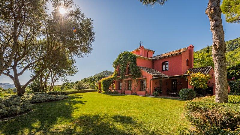 Villa Rustica de Lujo, location de vacances à Gaucin