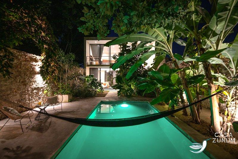 Casa Zunum, Ferienwohnung in Merida