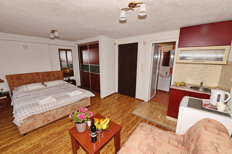 Superior Studio, vacation rental in Kalista