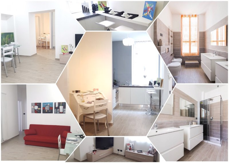 Modern and new apartment Como, vacation rental in Malnago