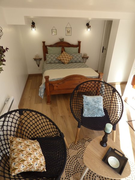 chambre rétro, holiday rental in Albefeuille-Lagarde