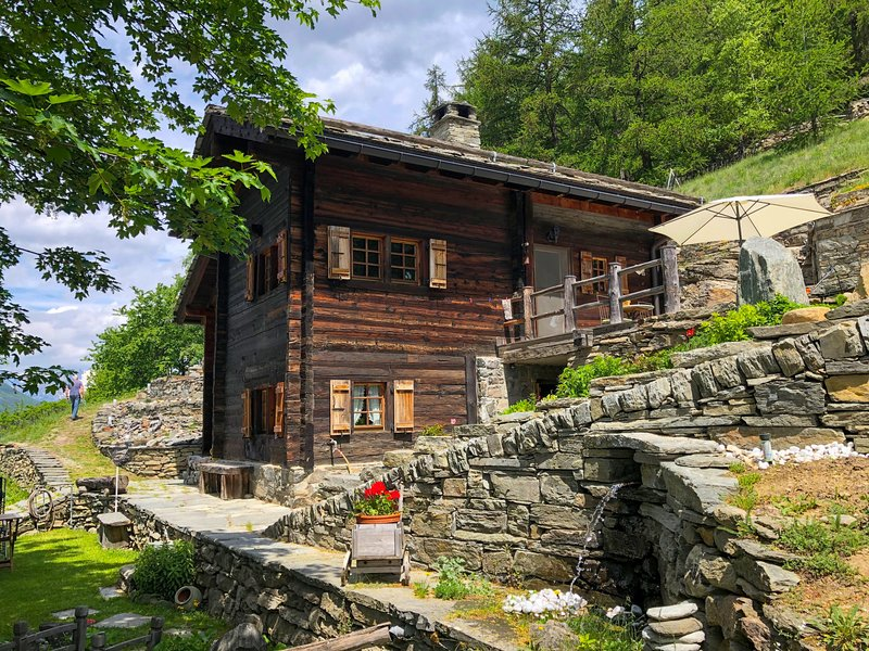 Bildji, vacation rental in Visperterminen