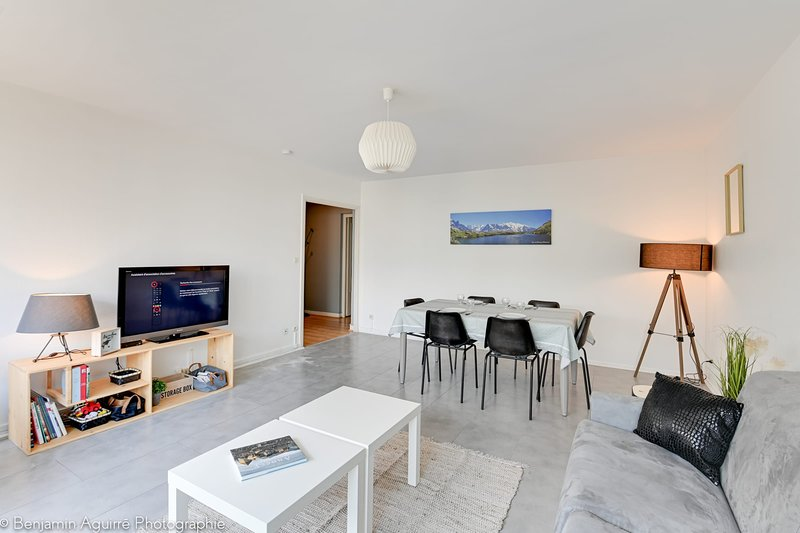� Le Berthollet - Appartement 2 chambres au centre d'Annecy, holiday rental in Cran-Gevrier