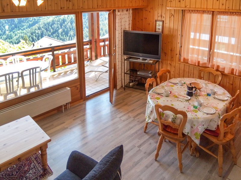 Eaux Vives 202, holiday rental in Saillon