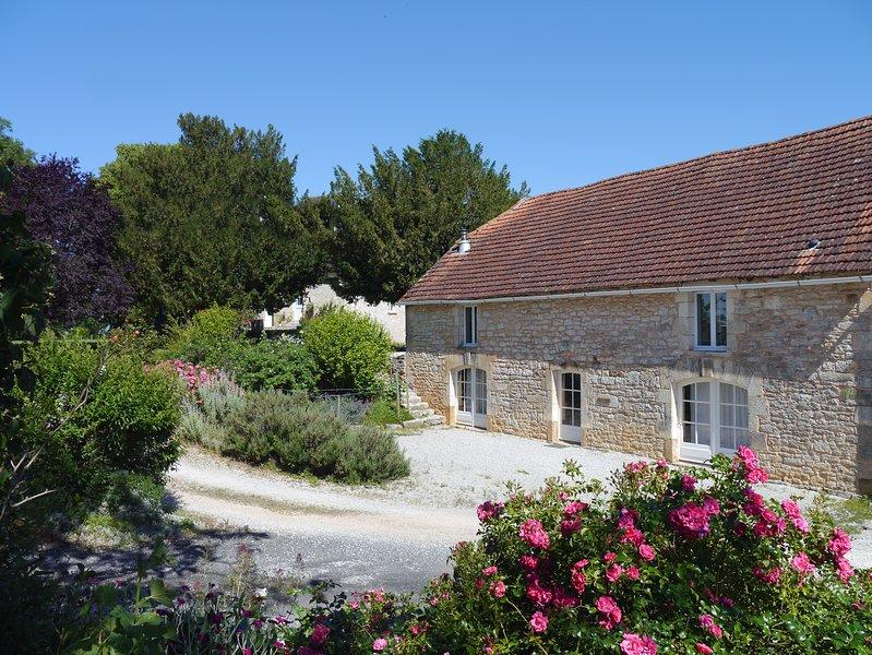Nature, Calme & Détente : Le Gîte des Rapiettes, holiday rental in Cressensac