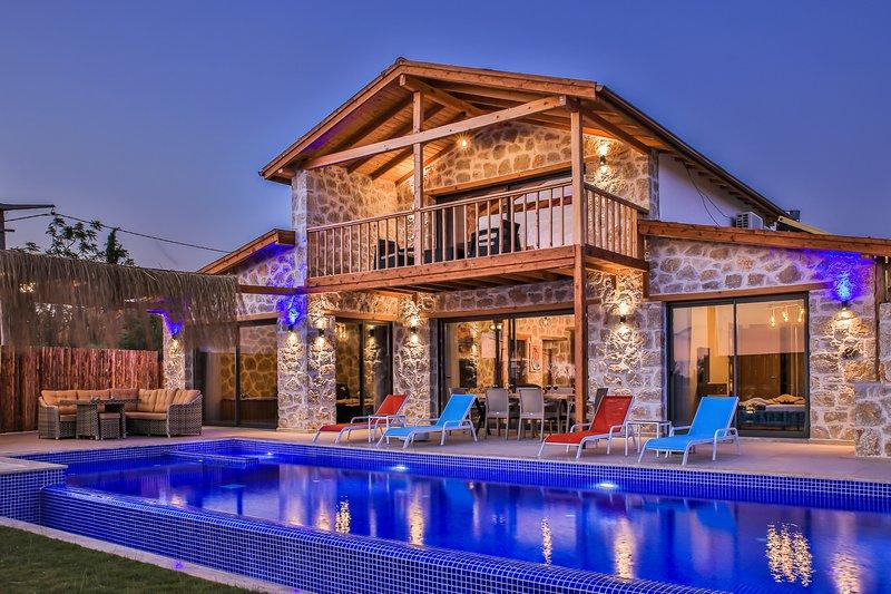 Villa Mimoza, location de vacances à Patara