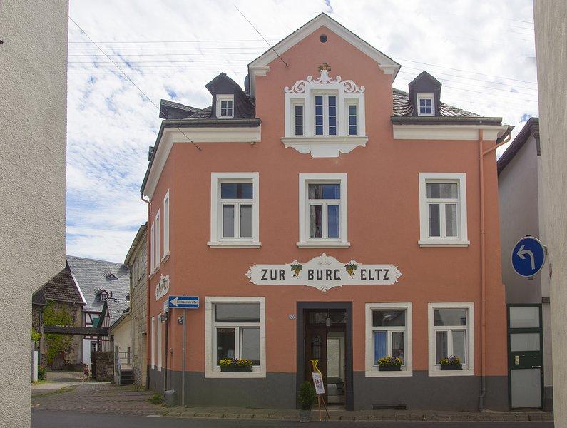 Ferienwohnung 'Zur Burg Eltz', location de vacances à Munstermaifeld