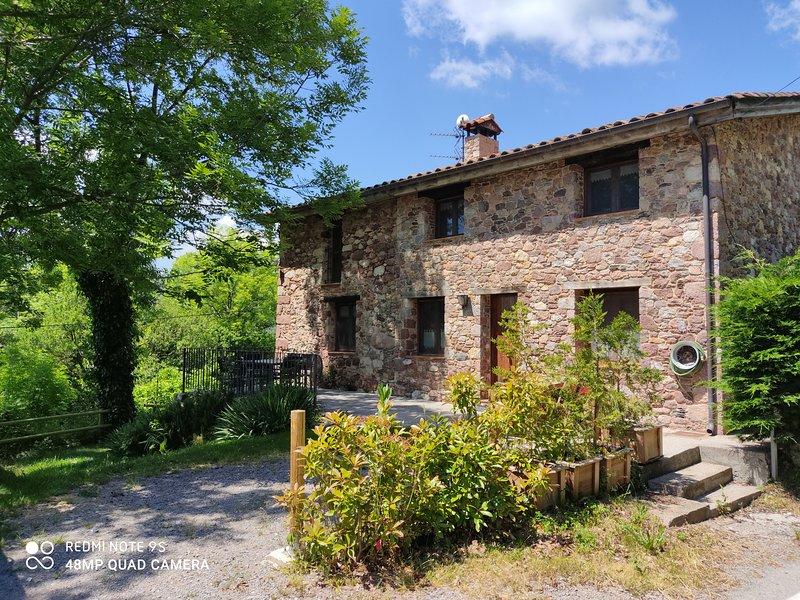 Casa rural Pirineo Girona: Can Simonet - Camprodon, location de vacances à Beget