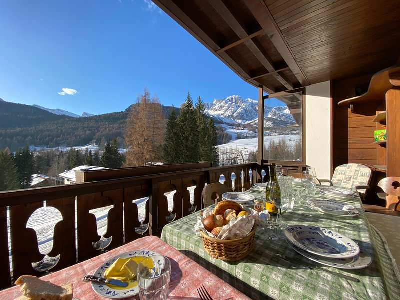 prestigioso appartamento, holiday rental in Province of Belluno