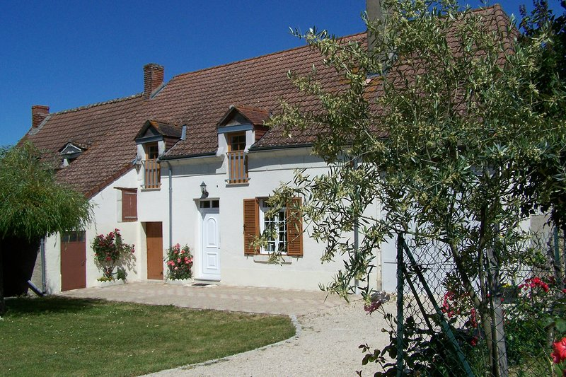 gite les beaudries, holiday rental in Chaumont-sur-Loire