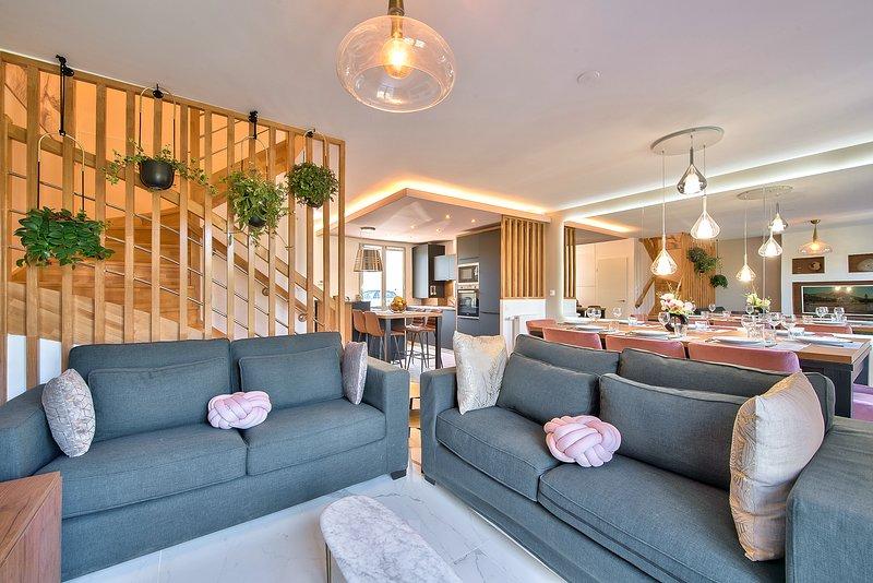 MickeyRelax - Maison, Spa, Sauna, près Disneyland Paris, location de vacances à Voulangis