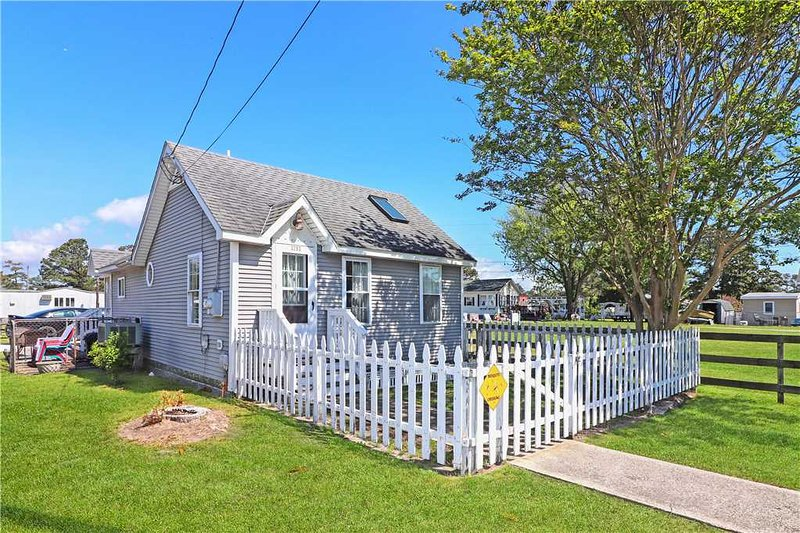 Daisey Cottage, casa vacanza a Chincoteague Island