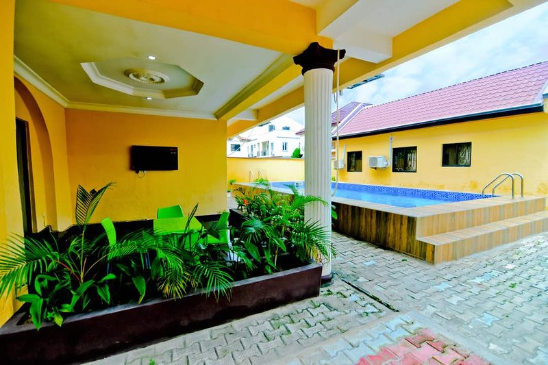 Casabella homes in VGC, Lekki - 1 bedroom, vacation rental in Lagos State