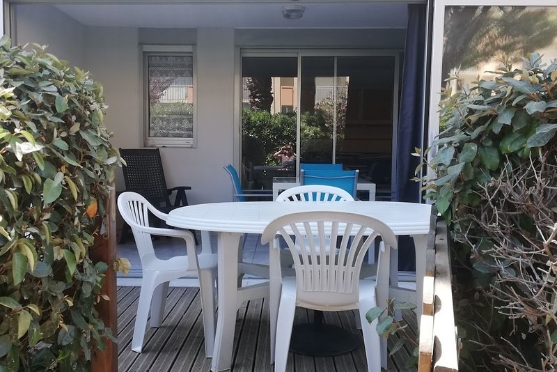 Les Jardins du cap, holiday rental in Agde