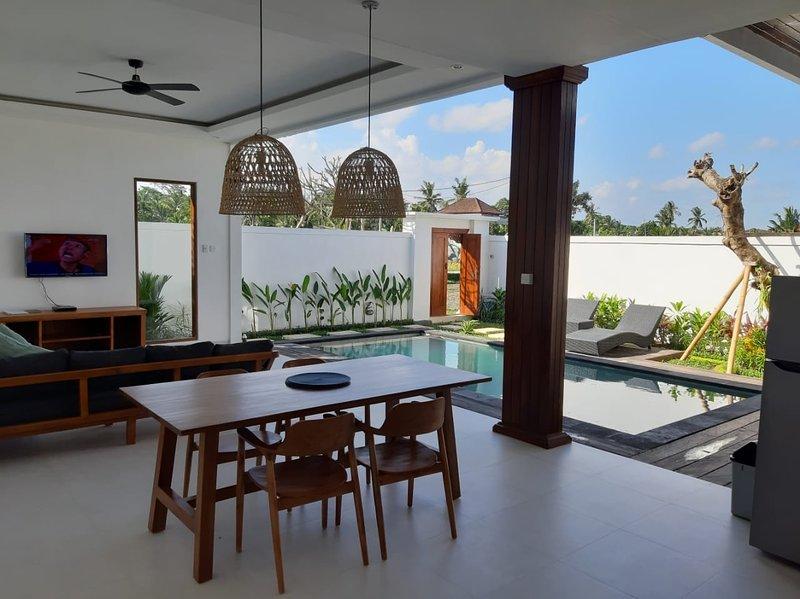 Jen's Place Bali, holiday rental in Sayan