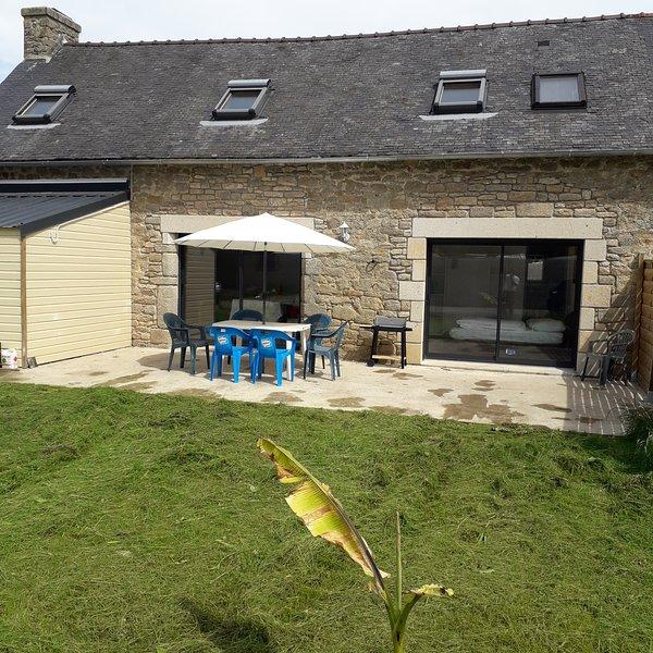 Belle maison en pierre, vacation rental in Arzano
