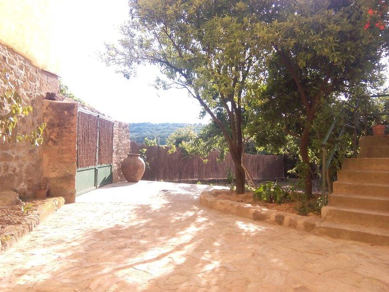 Alojamiento turístico El Canchal, holiday rental in Cuacos de Yuste