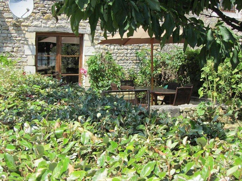 Gite 3* calme a la compagne - La Lavande, location de vacances à Ardillieres