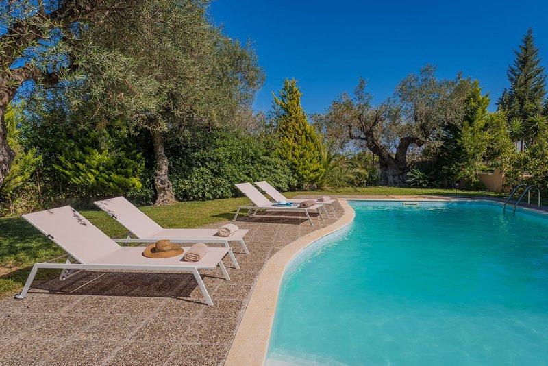 Villa Levanda, holiday rental in Lithakia