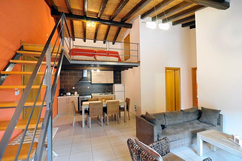 Apartment Aphrodite - Sea View, location de vacances à Peroulion