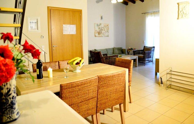 Apartment Achilleas, location de vacances à Peroulion