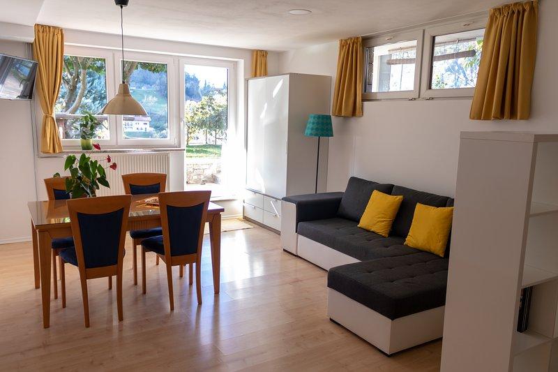 Apartment Taljat - A, casa vacanza a Slap ob Idrijci