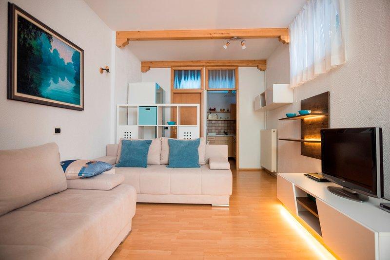 Apartment Taljat - B, casa vacanza a Slap ob Idrijci
