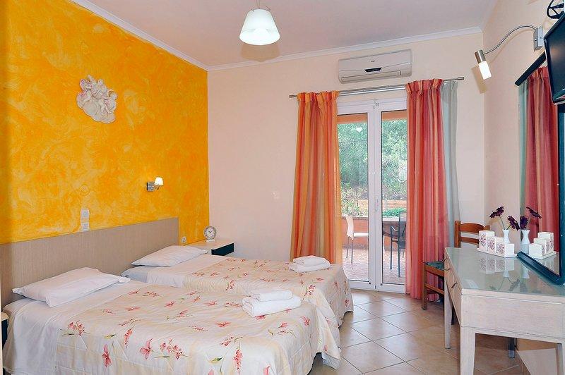 Apartment Eros, location de vacances à Peroulion
