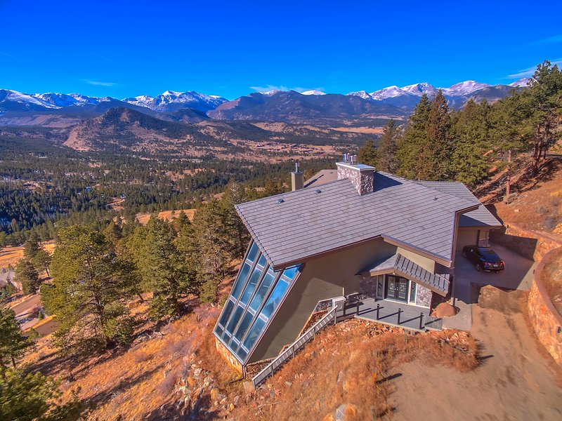 Sponsel Vacation Home at Windcliff, vacation rental in Estes Park
