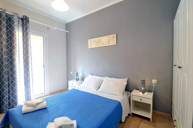 Apartment Hercules, location de vacances à Peroulion