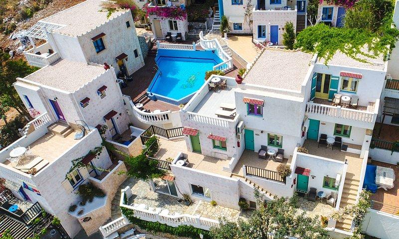 Magnificent Views Suite, vacation rental in Piskopiano