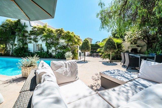 Villa Paradis, holiday rental in St-Jean-Cap-Ferrat