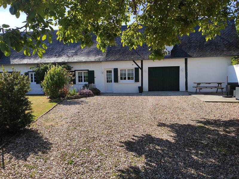 Gîte de la roseraie, holiday rental in Quiberville