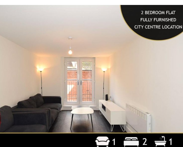Leicester City Luxury Apartment, holiday rental in Woodhouse Eaves