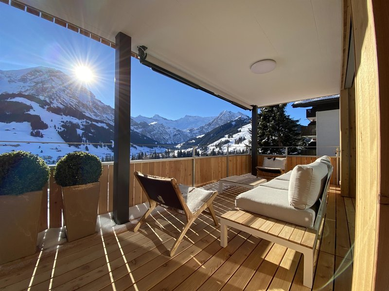 Alpenrose, holiday rental in Achsete