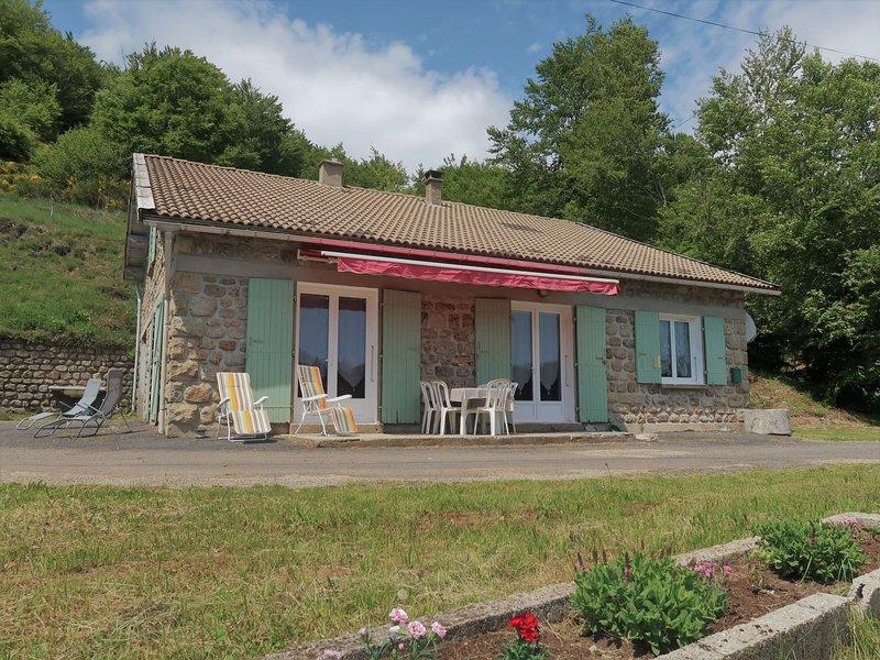 Les Confoulines, vakantiewoning in Lachapelle-Graillouse