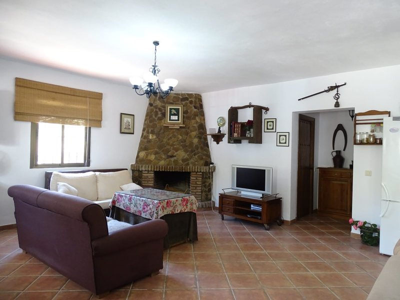 House - 4 Bedrooms with Pool and WiFi - 108522 – semesterbostad i Casabermeja