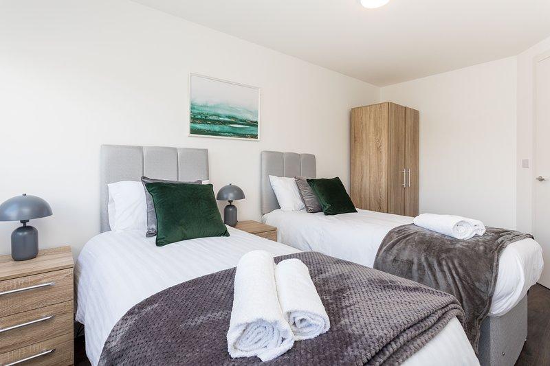 Sutherland Apartment 1, location de vacances à Balcombe