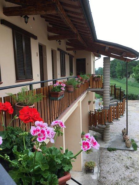 Vecchio Faro Residence, casa vacanza a Panicarola