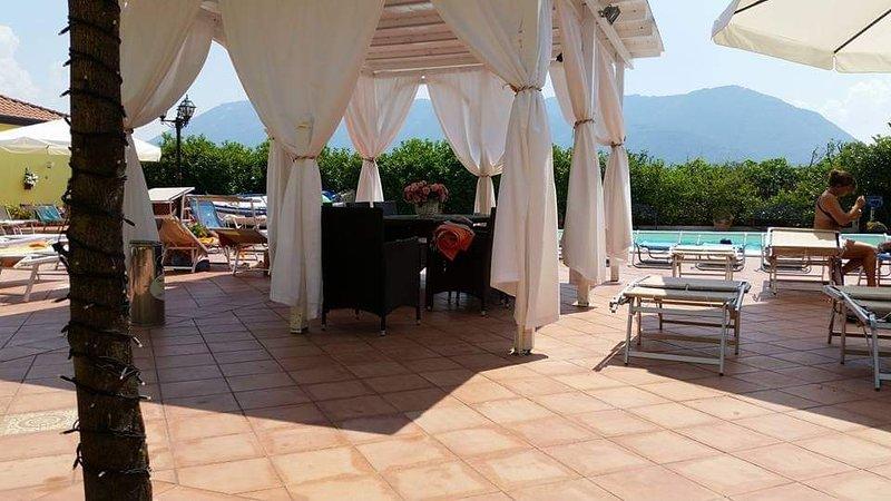 Bellissima Villa a San Salvatore Telesino, vacation rental in Guardia Sanframondi