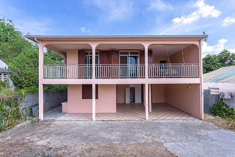 Le Varadero - Appartement bord de mer Port-Louis Guadeloupe, location de vacances à Port-Louis