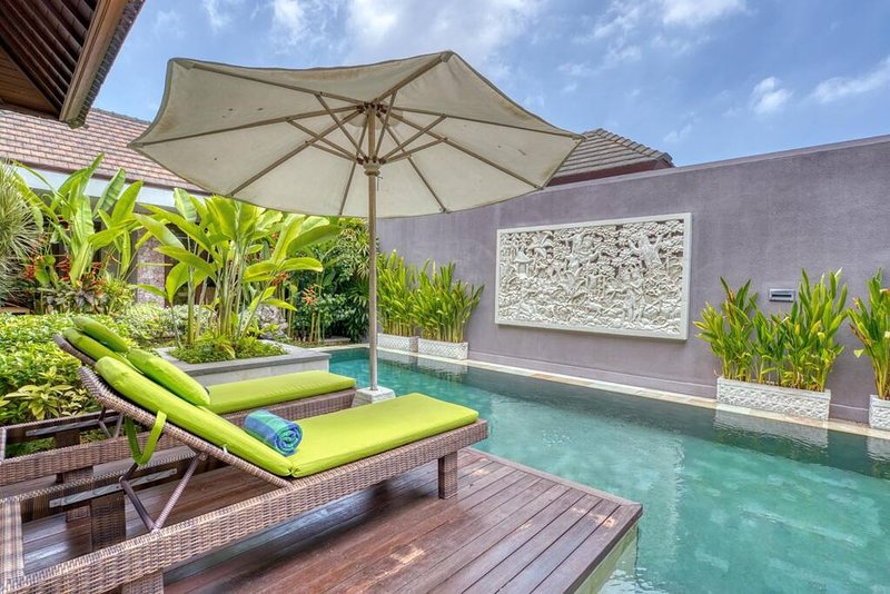 17 KEJORA BEACHFRONT VILLA, location de vacances à Sanur