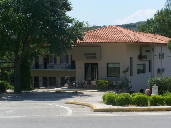 Avaton Hotel, location de vacances à Epidavros