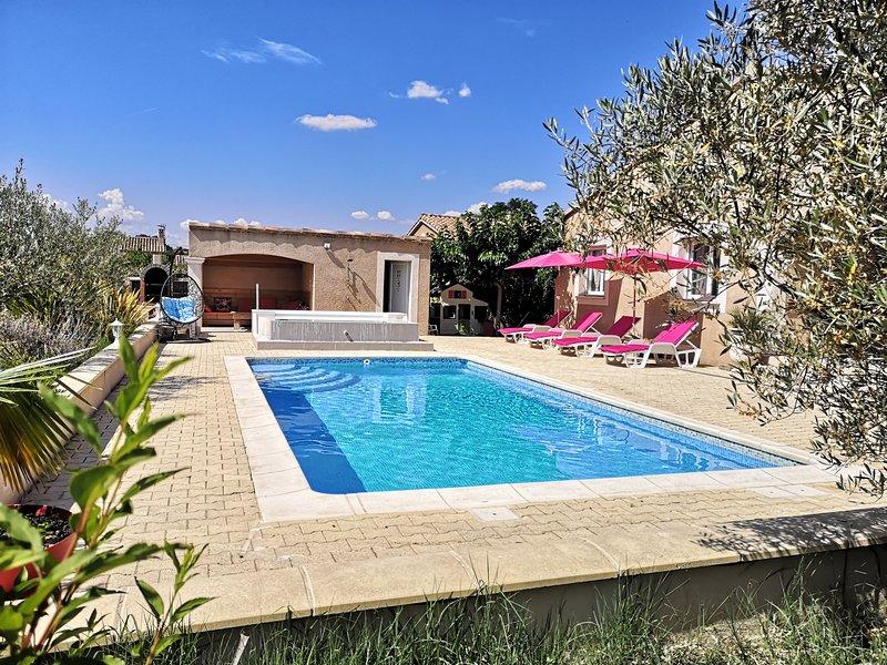 La cigale de Provence, location de vacances à Chabrières