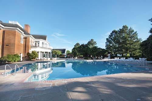 Resort at Vacation Village at Williamsburg Virginia, holiday rental in West Point